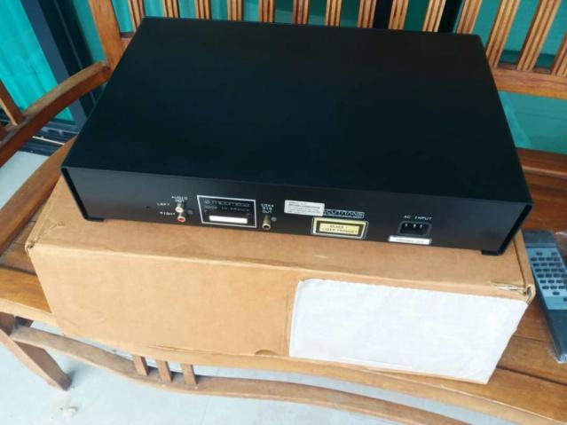 Micromega Stage 2 CD player Micro210