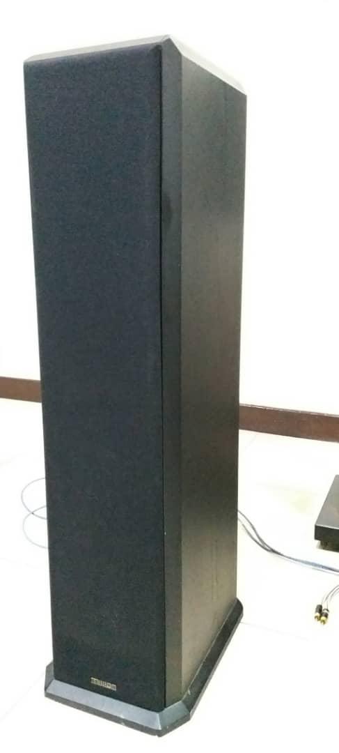 Mission 753 Floorstanding Speakers (Freedom Series) Missio12