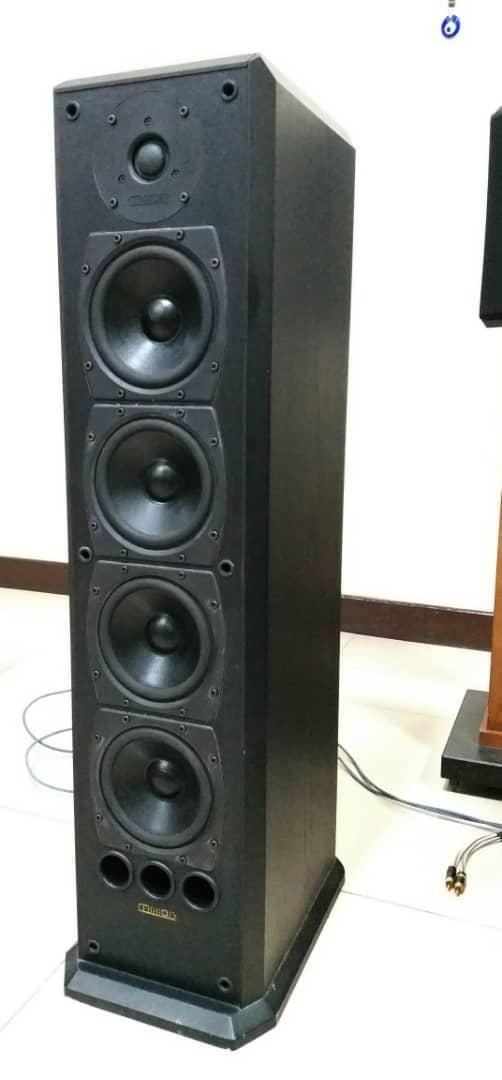 Mission 753 Floorstanding Speakers (Freedom Series) Missio13