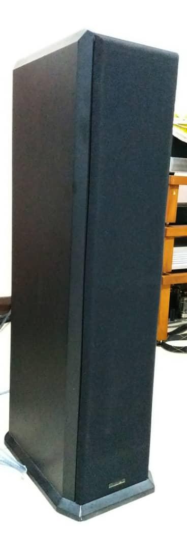 Mission 753 Floorstanding Speakers (Freedom Series) Missio14