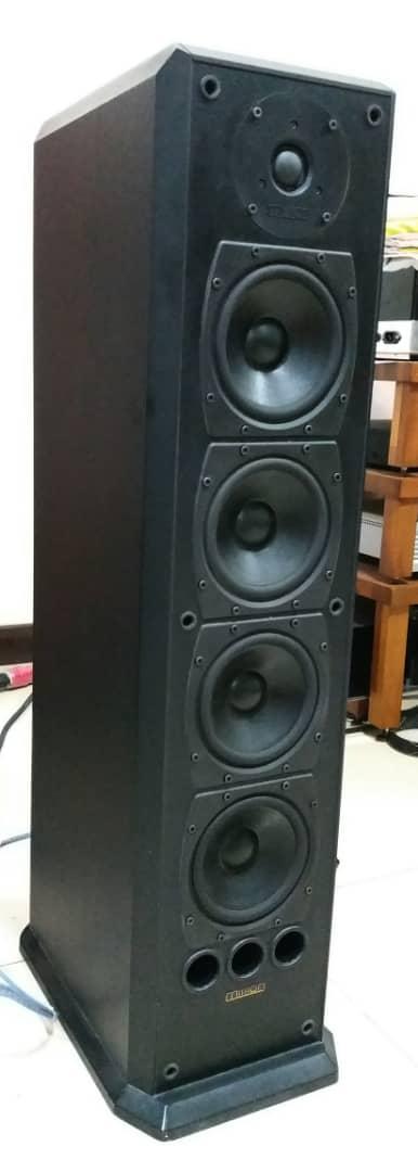 Mission 753 Floorstanding Speakers (Freedom Series) Missio15