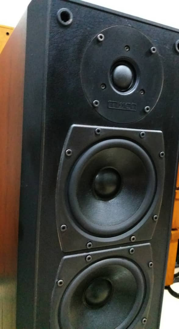 Mission 753 Floorstanding Speakers (Freedom Series) Missio16