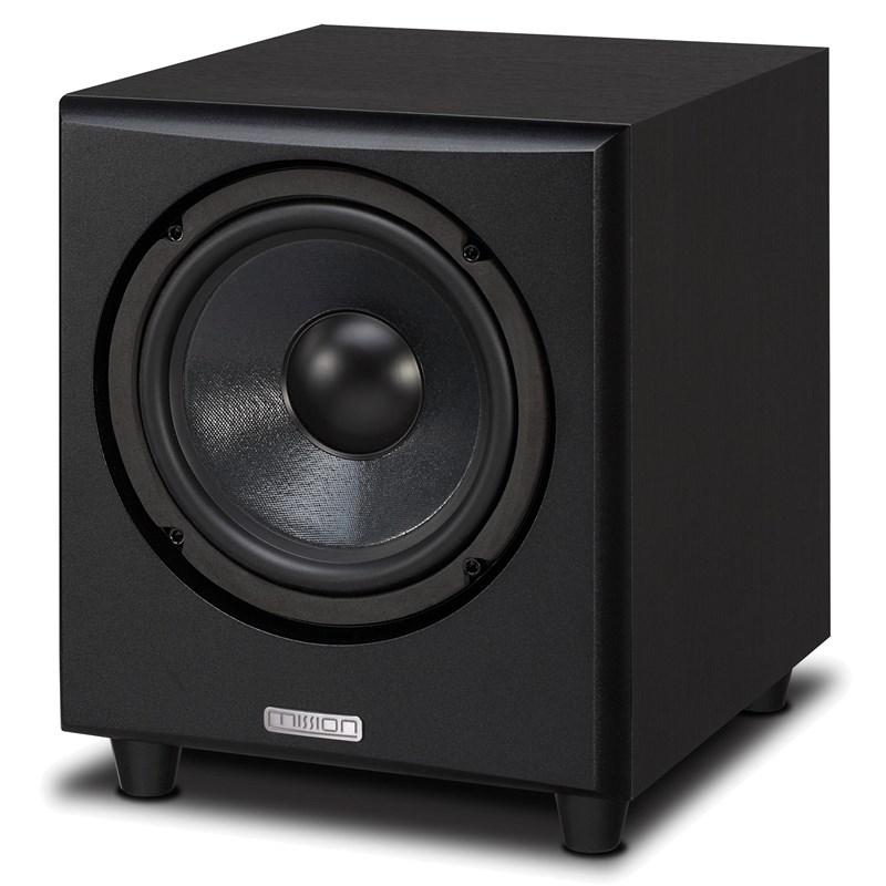 Holfi Integrated,Onkyo TX-NR828 7.2-channel, Mission MS-800 Subwoofer   Missio24
