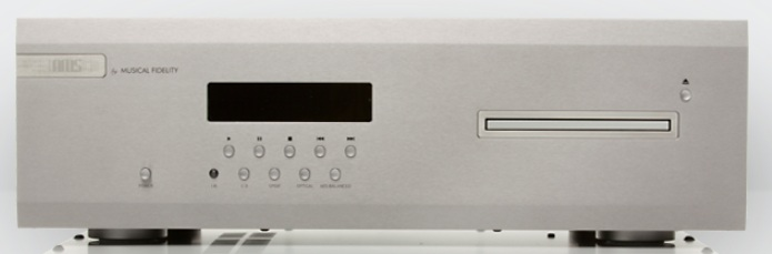 Musical Fidelity AMS CD Player with Multi Input DAC Musica14