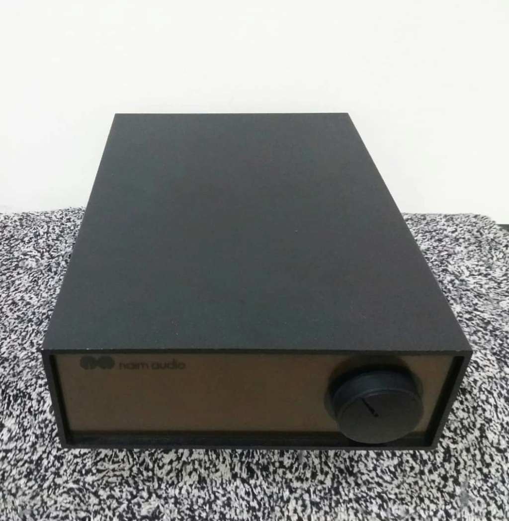 "Naim Audio ""Olive"" Series Hi-Cap External Power Supply Unit N110"