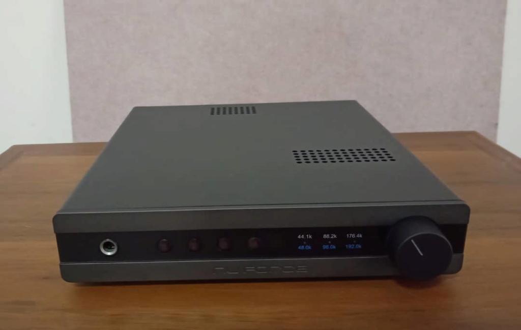 NuForce DAC-100 – purist class DAC N118