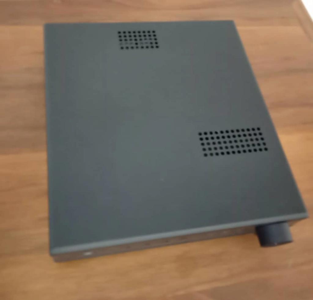 NuForce DAC-100 – purist class DAC N217