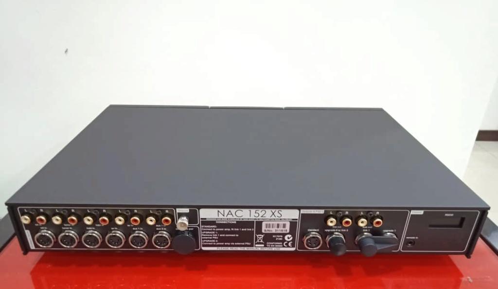 NAIM NAC 152 XS & NAP 155 XS Pre / Power Set N510