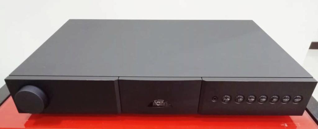 NAIM NAC 152 XS & NAP 155 XS Pre / Power Set N610