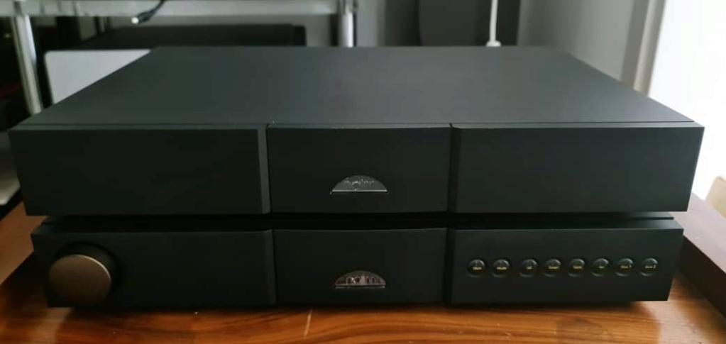 Naim NAC 112 Pre-amp and  Naim NAP-155xs Power Amplifier Naim114