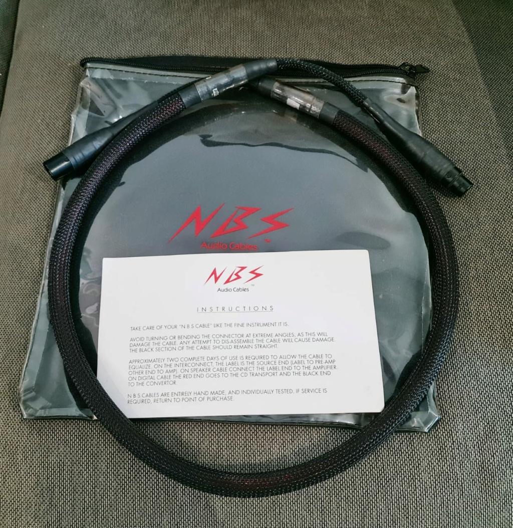 NBS Professional IV Digital AES/EBU Cable - 1m Nbspro11