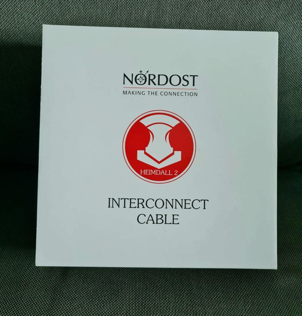 Nordost Heimdall 2 RCA Interconnect - 1m Nordos21