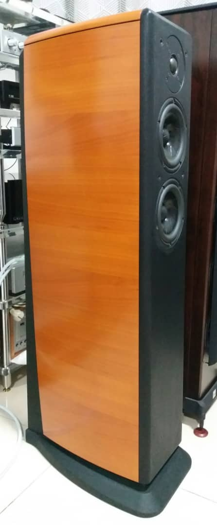 Opera Diva Callas Floorstanding Speakers O212