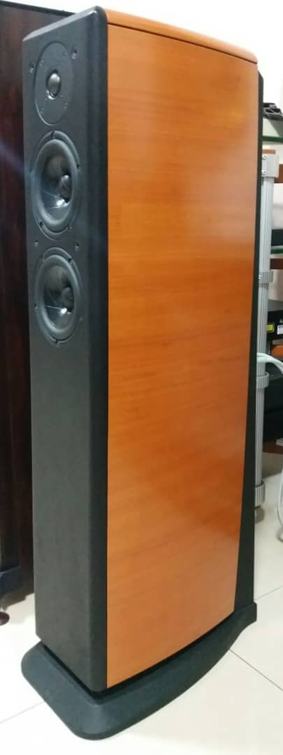 Opera Diva Callas Floorstanding Speakers O313