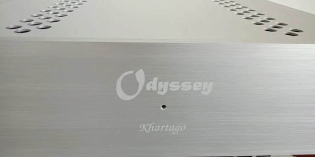 Odyssey Khartago Extreme Special Edition Power Amplifier O315