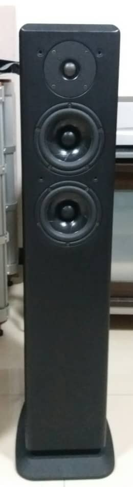 Opera Diva Callas Floorstanding Speakers O411