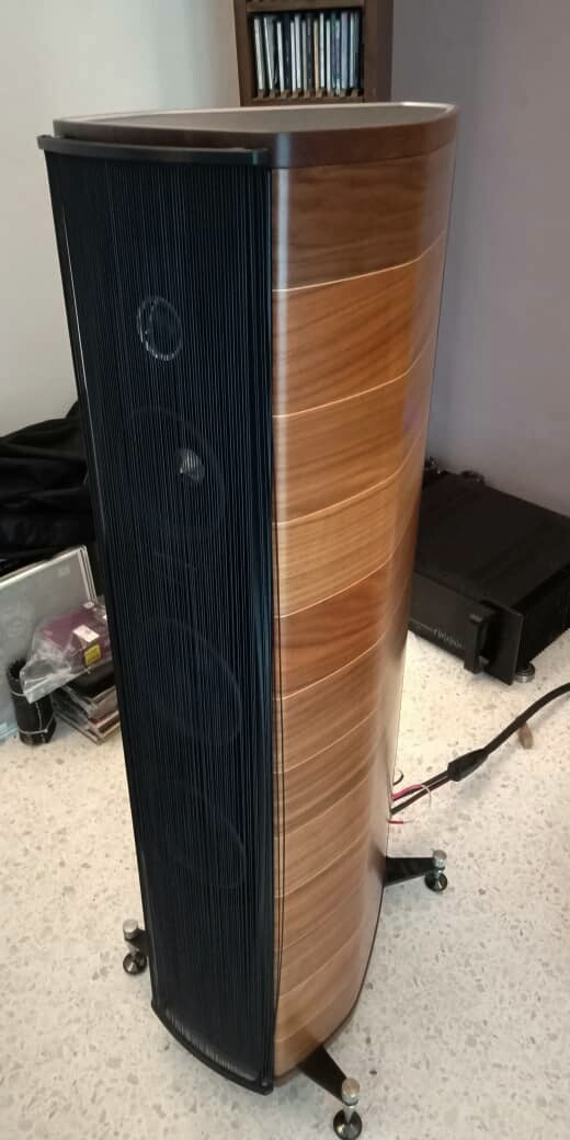 Sonus Faber Olympica III Floorstanding Speaker Olympi10