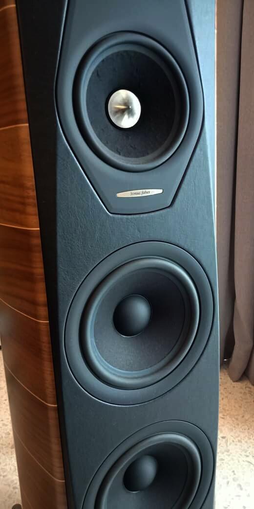Sonus Faber Olympica III Floorstanding Speaker Olympi13