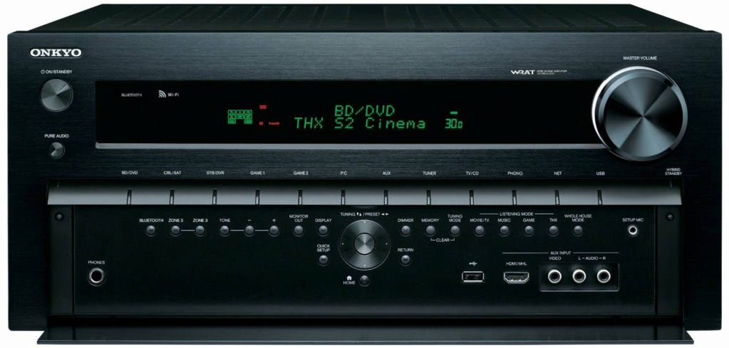 Holfi Integrated,Onkyo TX-NR828 7.2-channel, Mission MS-800 Subwoofer   Onkyo813