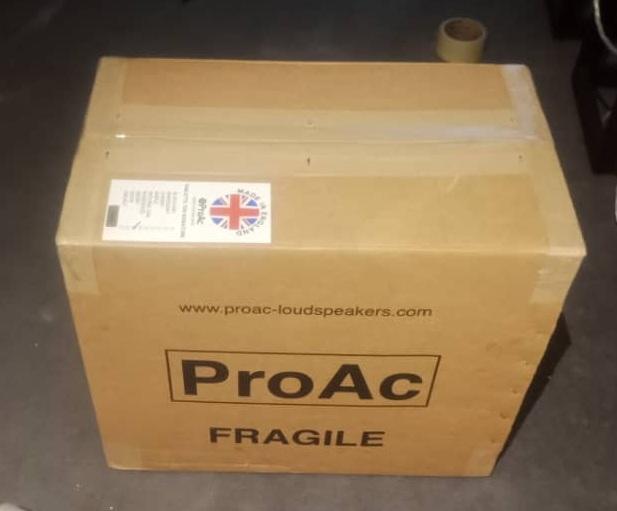 ProAc Tablette 10 Signature Bookshelf Speakers (Ebony) P111