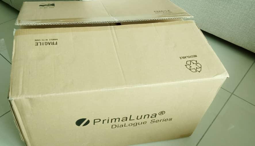 PrimaLuna Dialogue Premium Preamplifier P117