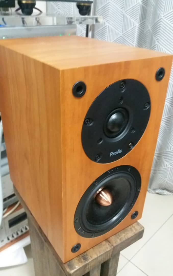Proac Tablette Reference 8 Signature Speakers P412