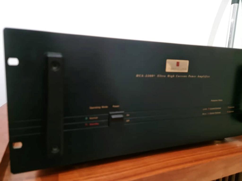 Parasound HCA-2200II Ultra High Current Power Amplifier, by John Curl Paraso12