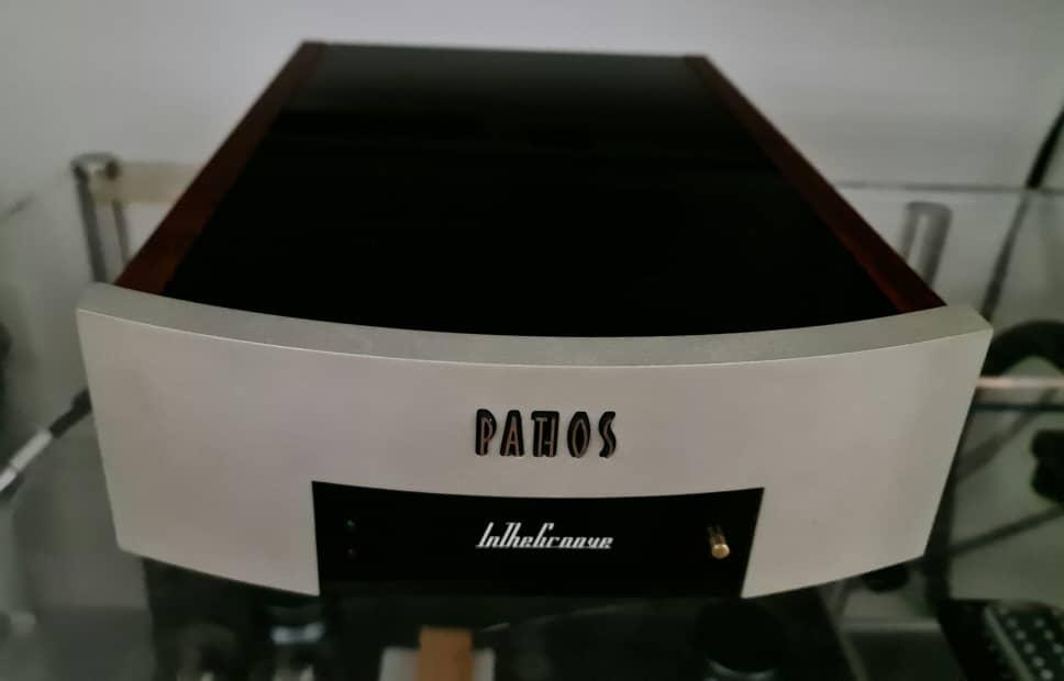 Rega Aria Phono, Pathos In The Groove Phono, NAD C545BEE CD, Marantz PM17 KI Amp Pathos22
