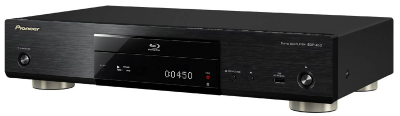 NAD CD Player C565 BEE, Pioneer BDP-450 Blu-ray/SACD player,Denon PMA-360 Integrated Amplifier, etc   Pionee15