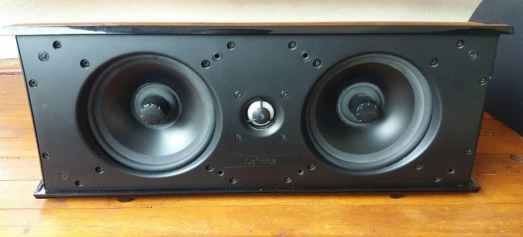 Definitive Technology ProCenter 2000 Centre Speaker Pro211