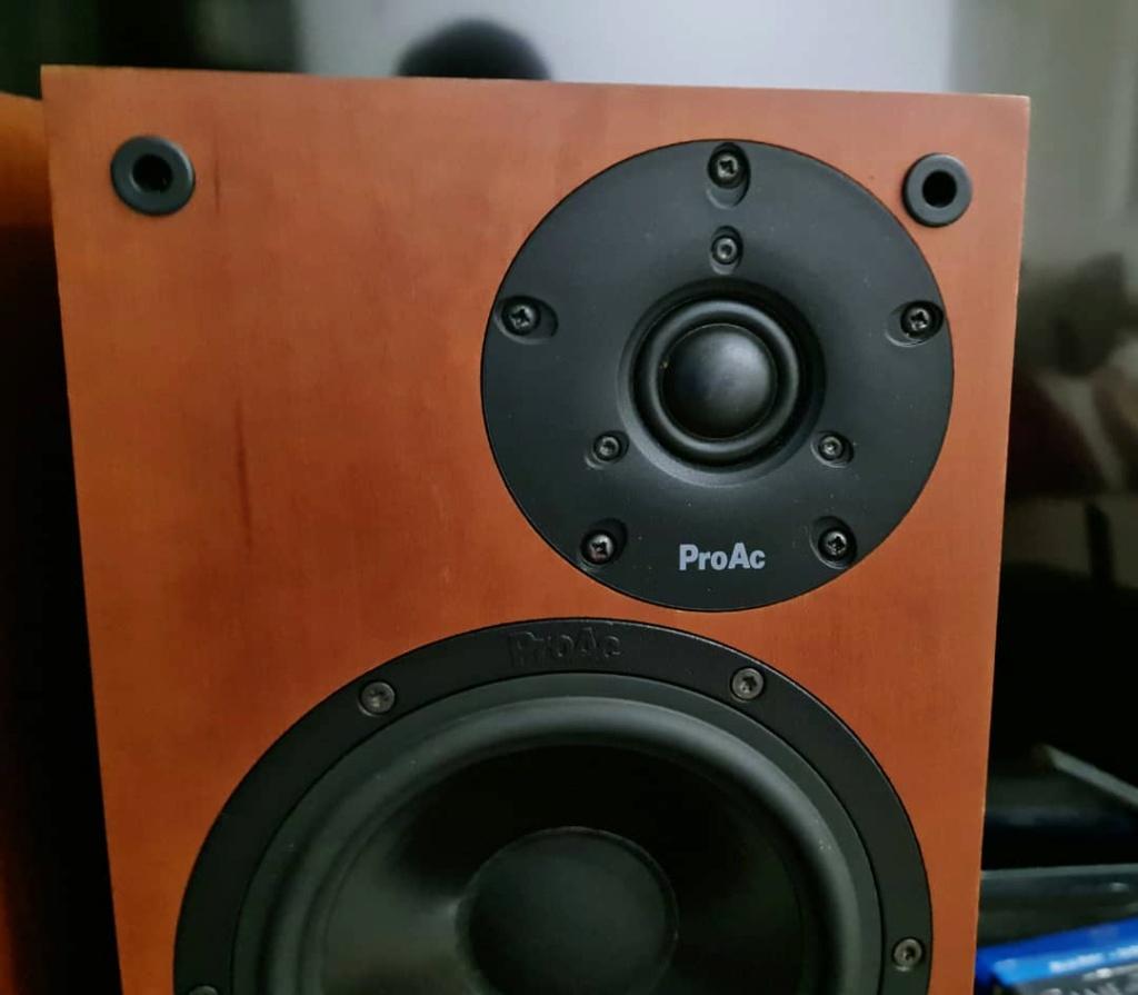 ProAc Studio 110 Bookshelf Speakers Proac510