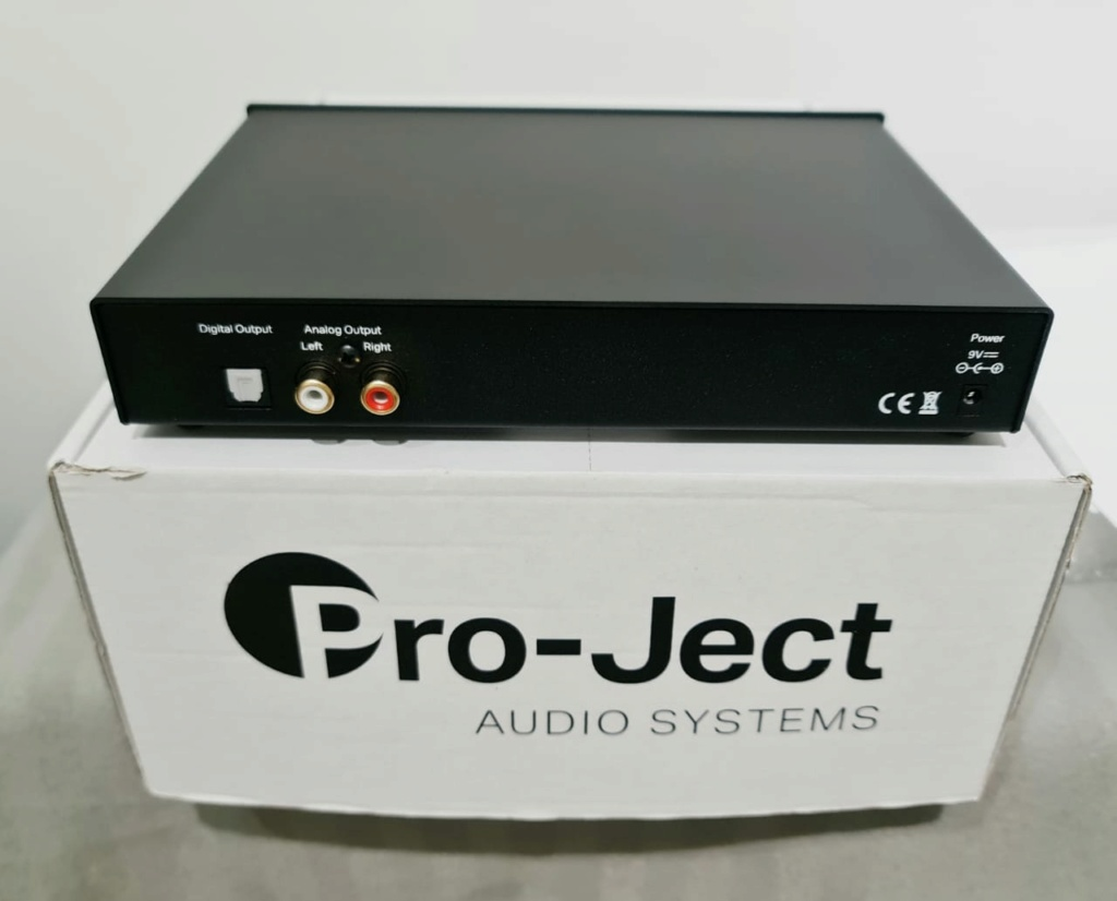 Pro-Ject CD Box S2 Compact single-disc CD player  Projec14