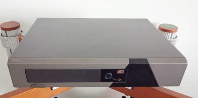 Quad 66 Compact Disc Player Q114
