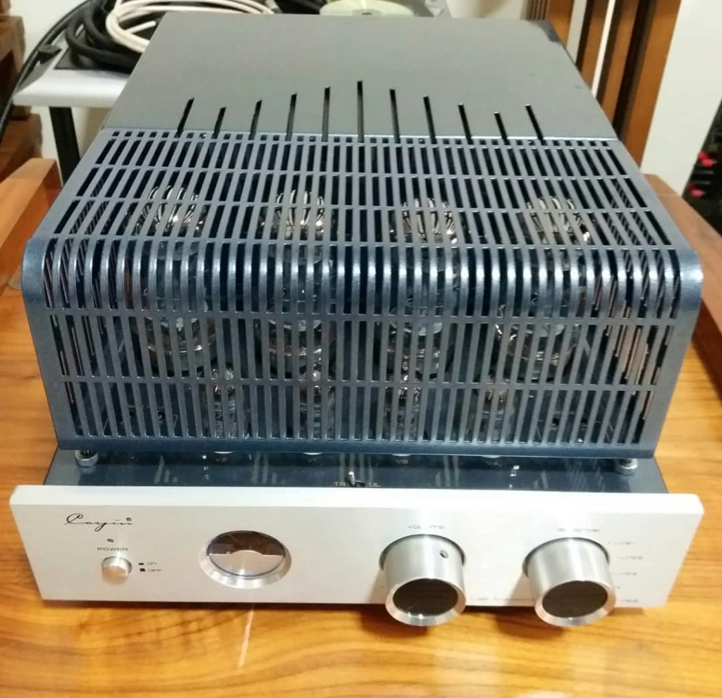 Cayin MT45-mk2 KT88 Tube Integrated Amplifier UL/Triode Q212