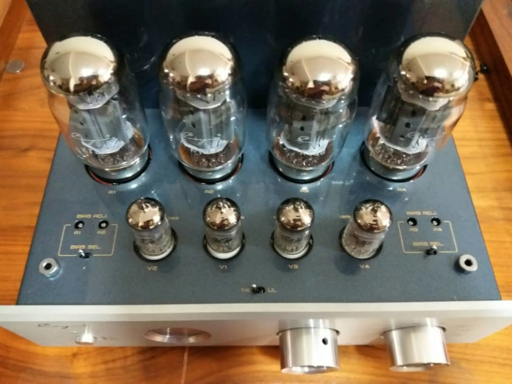 Cayin MT45-mk2 KT88 Tube Integrated Amplifier UL/Triode Q410