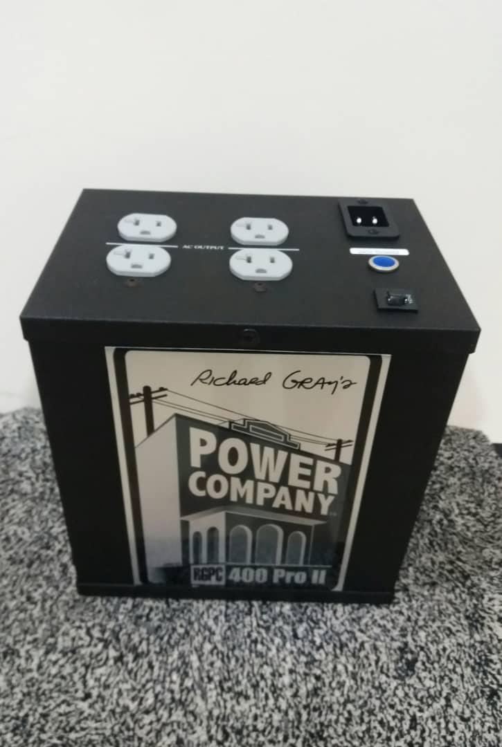 Richard Gray's RGPC 400 Pro MK II Power Conditioner - Local 240V R110