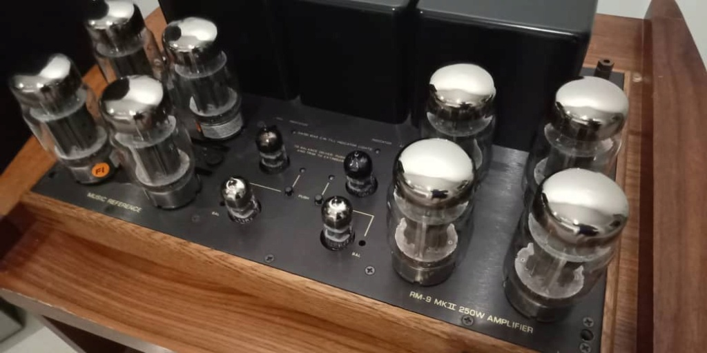 RARE Music Reference RM 9 MKII 250W Power Amplifier by Roger Modjeski R215
