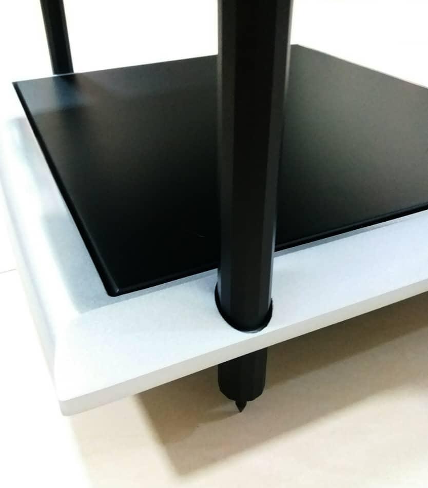 High Quality Hifi Racking - 3 tier R312