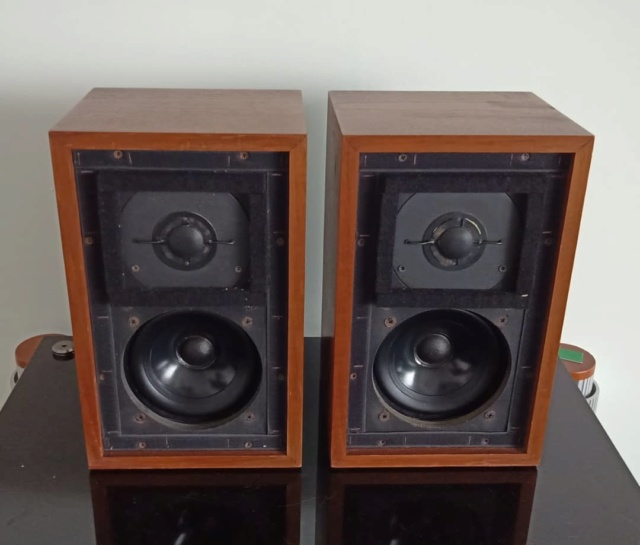 Rogers LS3/5A Monitor Speakers R314