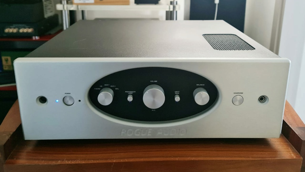 Rogue Audio Pharaoh Tube Hybrid Integrated Amplifier (Made in USA) Roguep10