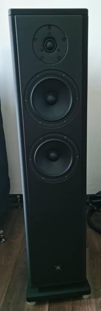 Rosso Fiorentino Elba Gen 2 Loudspeakers Rosso310