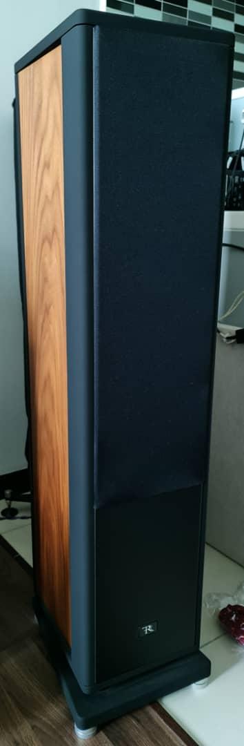 Rosso Fiorentino Elba Gen 2 Loudspeakers Rosso410
