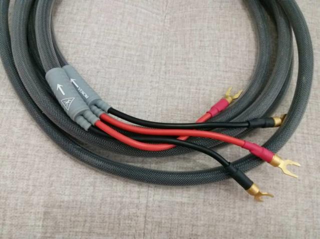 SOLD Shunyata Research Venom Speaker Cable - 2.5m pair S319
