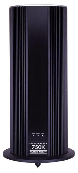Musical Fidelity 750K Supercharger Monoblock Power Amplifier  S811