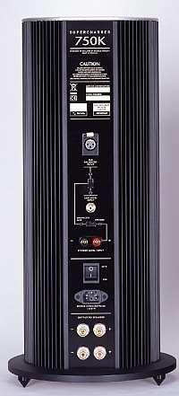 Musical Fidelity 750K Supercharger Monoblock Power Amplifier  S911