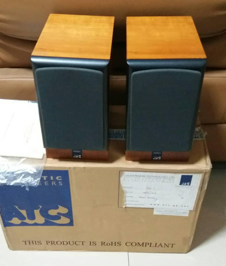 ATC SCM7 V2 Speakers Scm7a10