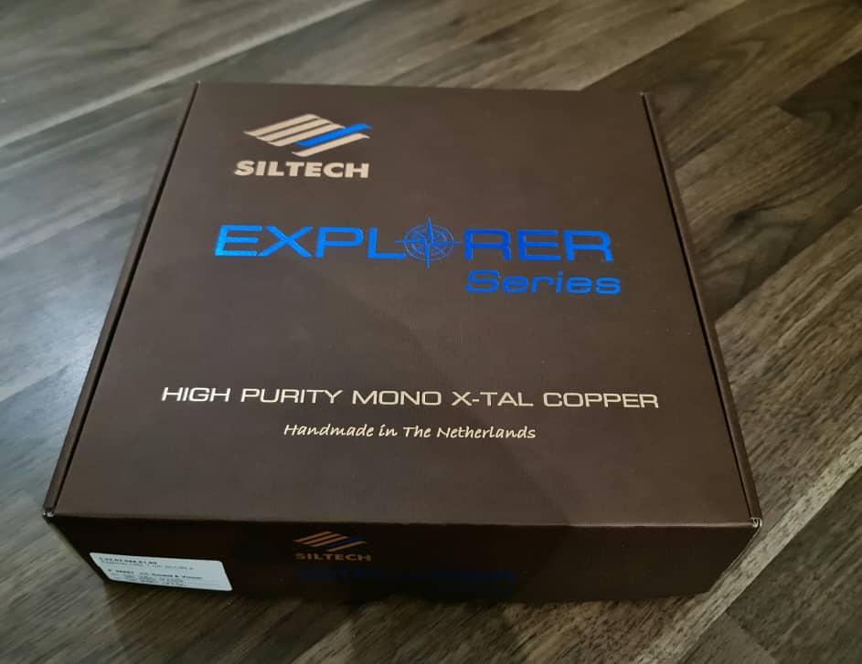 Various Cables: Siltech, NBS, Cardas, Stage III Concepts, Shunyata, etc Siltec17