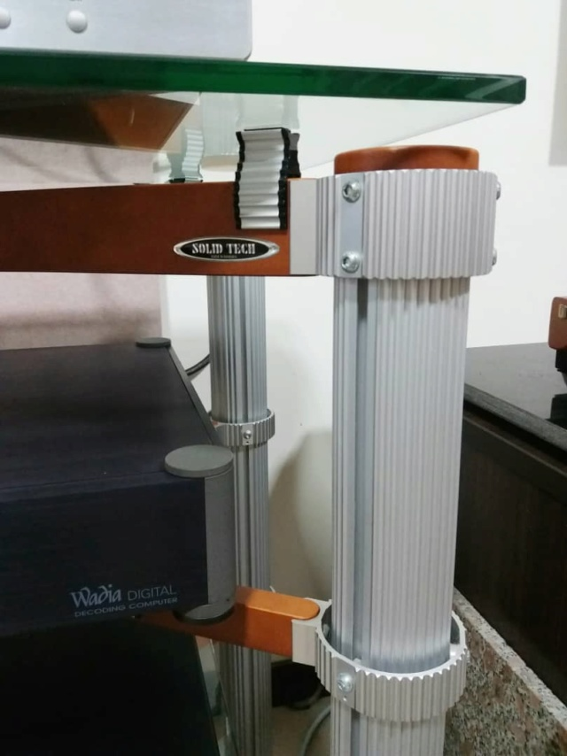 Solid Tech Rack of Silence Regular Model 4 Solid210