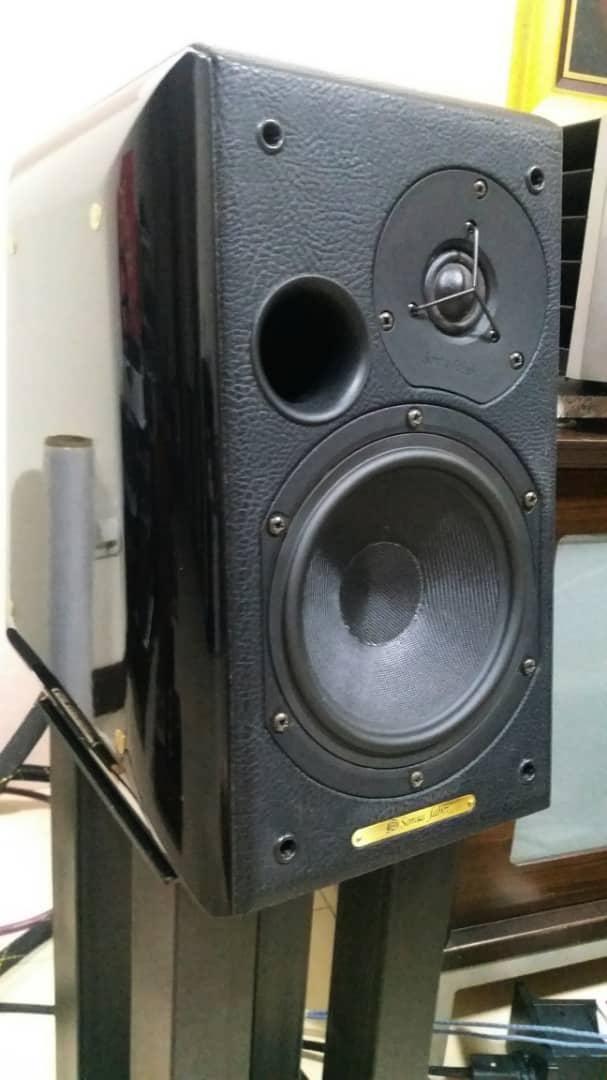 Sonus Faber Concerto Home Speakers Sonus110