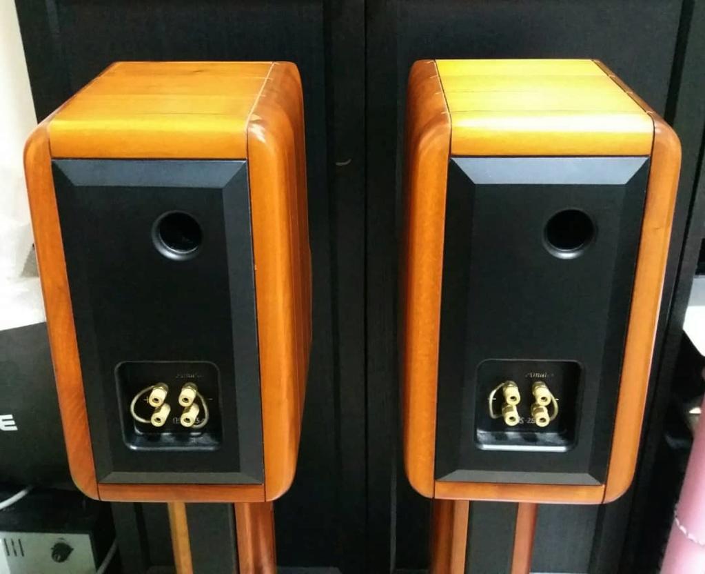 Sonus Faber Minima Amator c/w Original Sonus Faber Speaker Stand Speake21